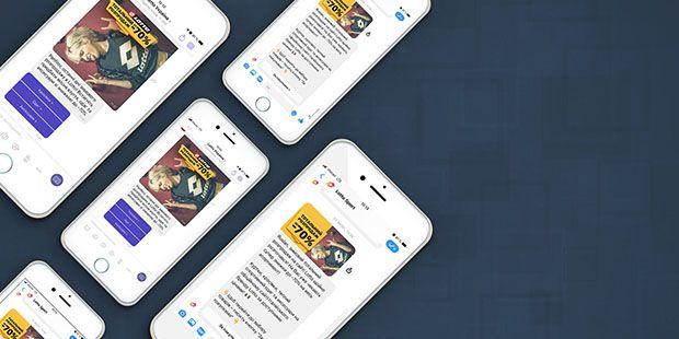 Акции и скидки в Viber, Telegram, Facebook