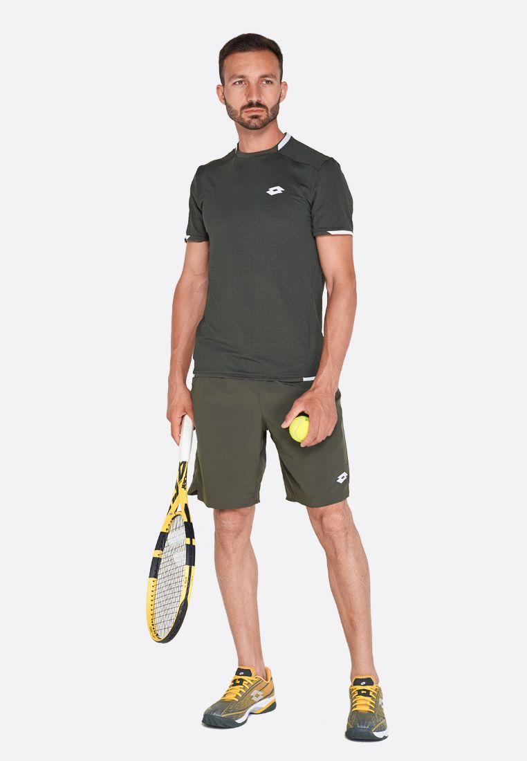 Футболка для тенниса мужская Lotto TOP TEN TEE PL 210368/26O