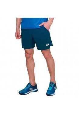 Кроссовки теннисные мужские Lotto MIRAGE 100 SPD 210732/1E6 Теннисные шорты мужские Lotto TOP TEN SHORT7 PL 210370/1PS