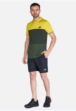 Тенниска для тенниса мужская Lotto TOP TEN POLO SML 210374/26R