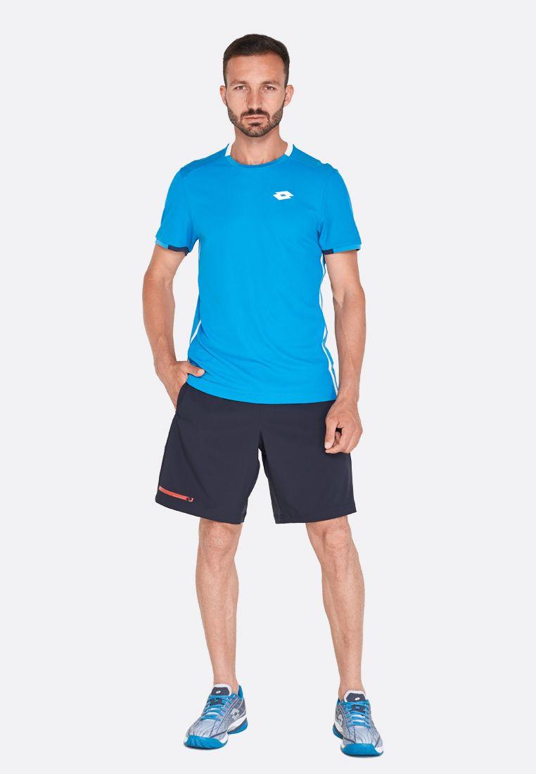 Футболка для тенниса мужская Lotto SQUADRA TEE PL 210375/26P