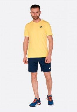 Футболка для тенниса мужская Lotto SQUADRA TEE PL 210375/3DH
