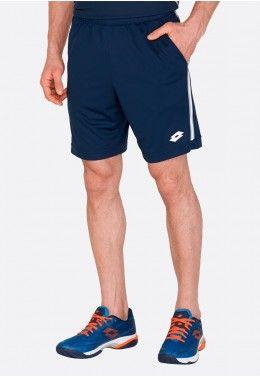 Теннисные шорты мужские Lotto DRAGON TECH II SHORT T1757 Теннисные шорты мужские Lotto SQUADRA SHORT9 PL 210378/1CI