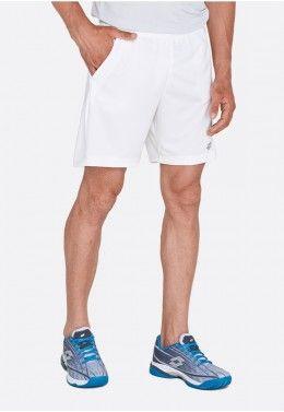 Кроссовки теннисные детские Lotto MIRAGE 300 II ALR JR 213638/5YC Теннисные шорты детские Lotto SQUADRA B SHORT PL 210382/07R