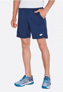 Кроссовки теннисные детские Lotto MIRAGE 300 II ALR JR 213638/5YC Теннисные шорты детские Lotto SQUADRA B SHORT PL 210382/1CI