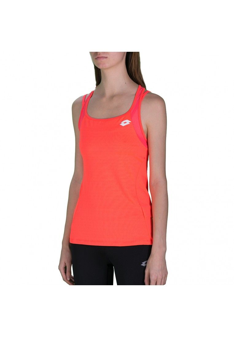 Майка для тенниса женская Lotto TOP TEN W TANK PL 210383/0LU