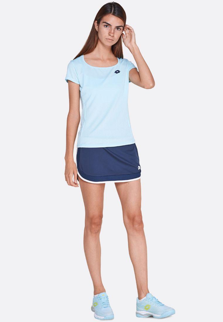 Футболка для тенниса женская Lotto TOP TEN W TEE PL 210385/26J