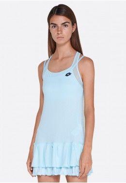 Кроссовки теннисные женские Lotto SPACE 600 ALR W 210744/1O0 Теннисное платье женское Lotto TOP TEN W DRESS PL 210387/26J
