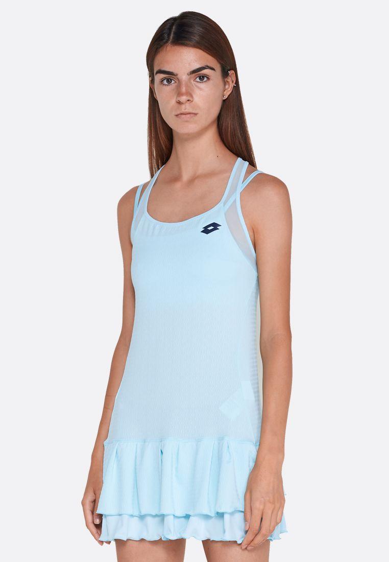 Теннисное платье женское Lotto TOP TEN W DRESS PL 210387/26J