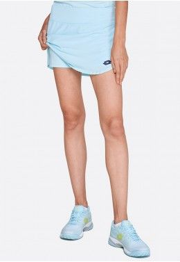 Кроссовки теннисные женские Lotto VIPER ULTRA IV SPD W T3344 Теннисная юбка женская Lotto TOP TEN W SKIRT PL 210391/26J