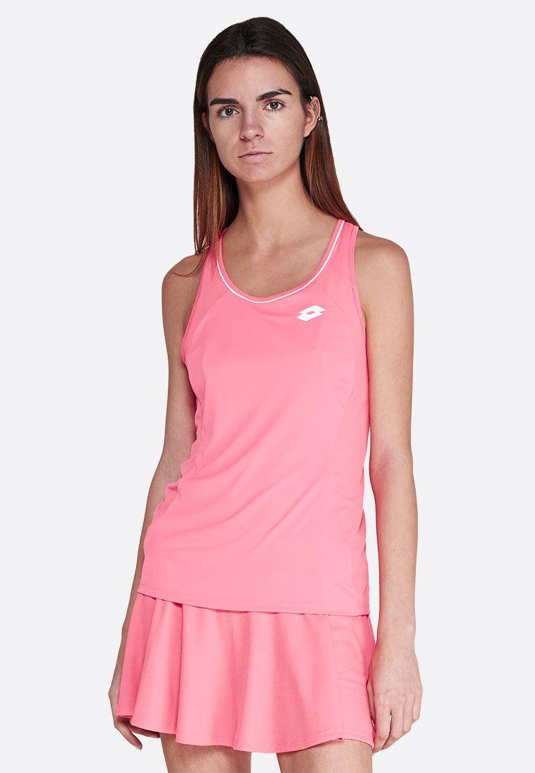 Майка для тенниса женская Lotto SQUADRA W TANK PL 210392/1CQ