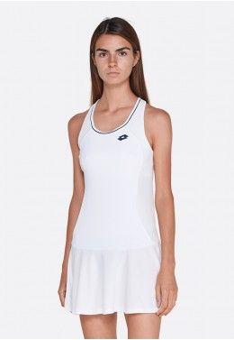 Теннисное платье женское Lotto SHELA III DRESS W S5597 Теннисное платье женское Lotto SQUADRA W DRESS PL 210395/07R