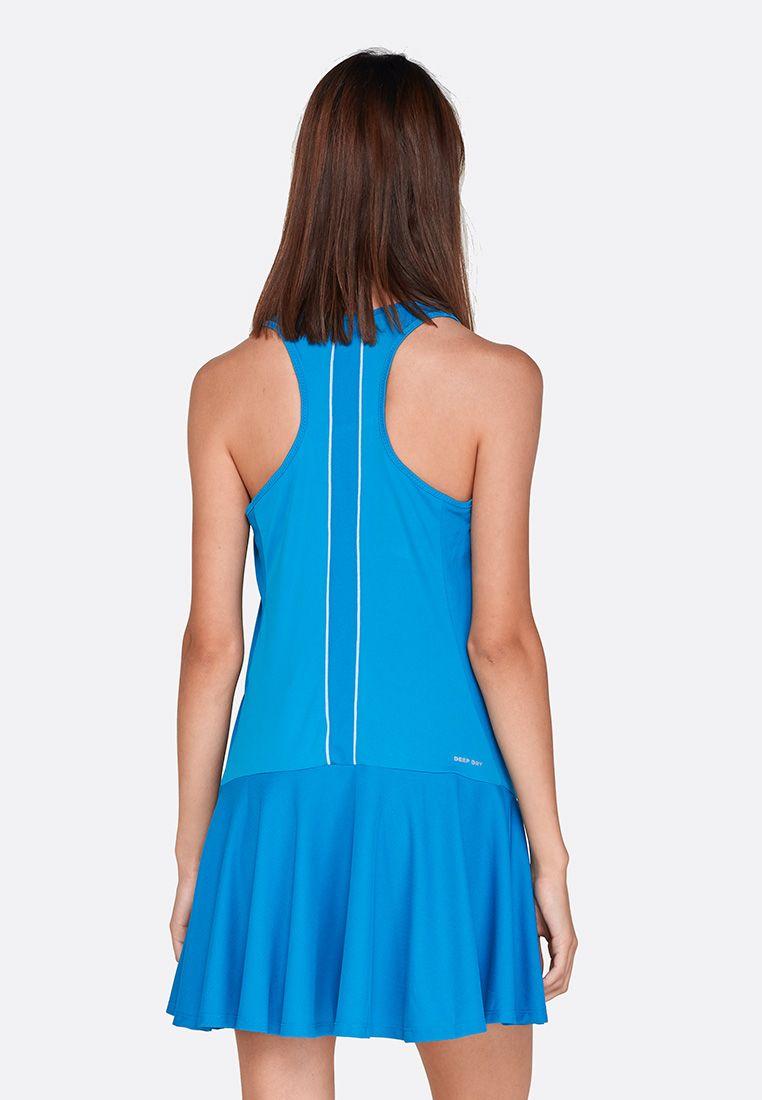 Теннисное платье женское Lotto SQUADRA W DRESS PL 210395/26P