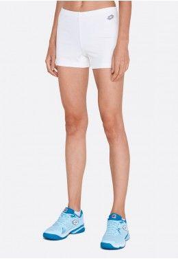 Кроссовки женские Lotto COURT LOGO XI W R8094 Теннисные шорты женские Lotto SQUADRA W SHORT TH PL 210398/07R