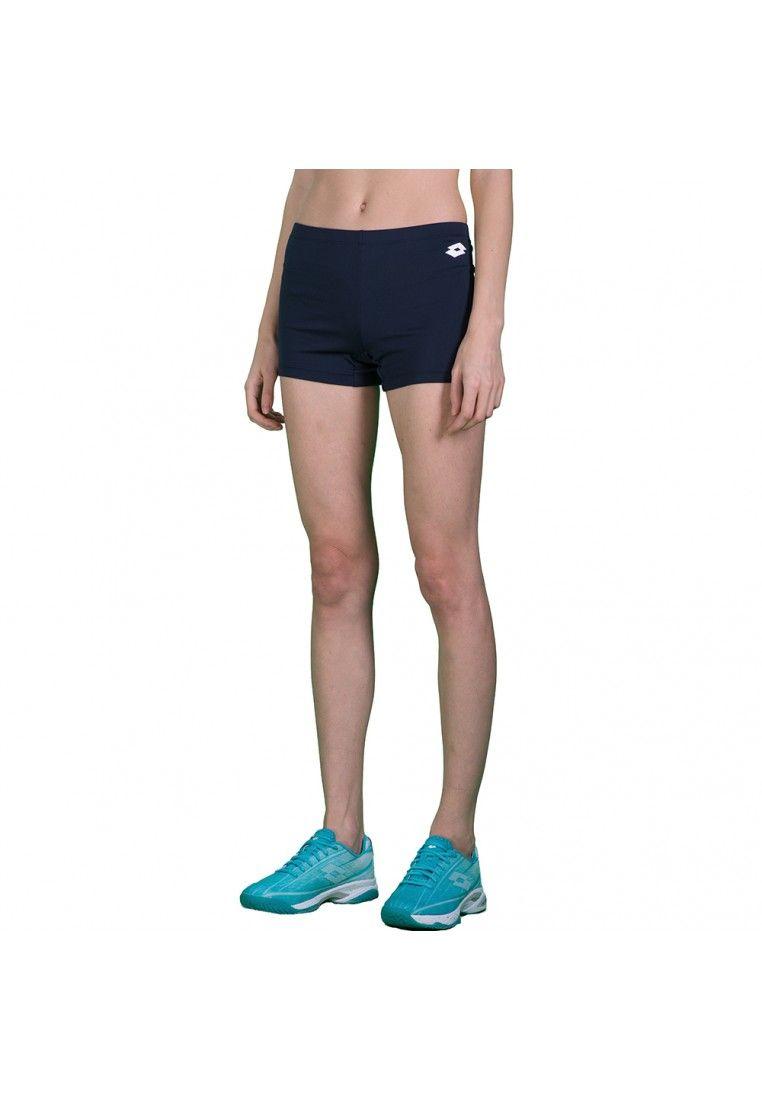 Теннисные шорты женские Lotto SQUADRA W SHORT TH PL 210398/1CI