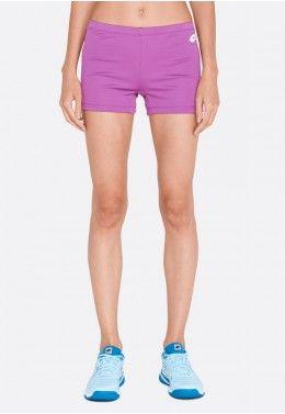 Теннисные шорты женские Lotto ACE SHORT UND W S5605 Теннисные шорты женские Lotto SQUADRA W SHORT TH PL 210398/26M