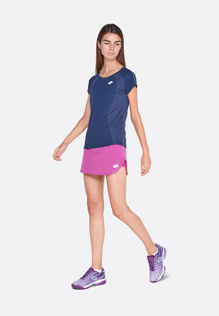 Футболка для тенниса детская Lotto SQUADRA G TEE PL 210399/1CI