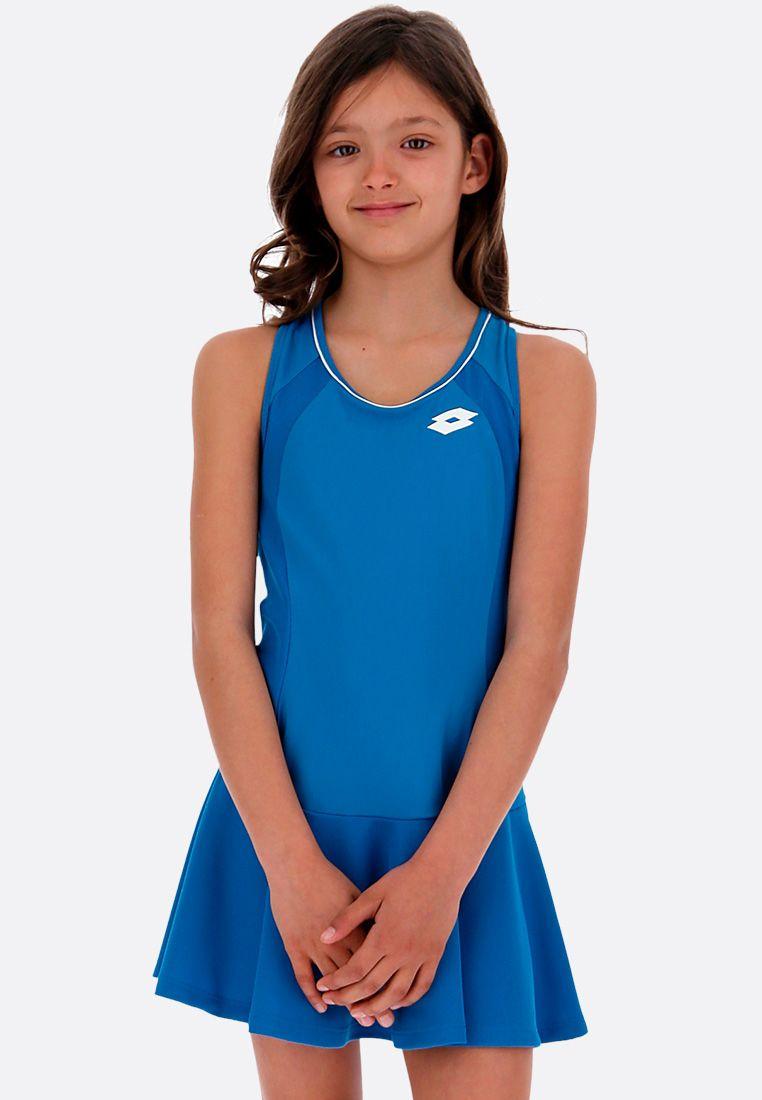 Теннисное платье детское Lotto SQUADRA G DRESS PL 210401/26P