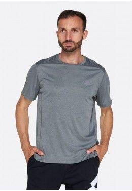 Мужские футболки Футболка мужская Lotto X-RUN TEE MEL PL 210405/1CO