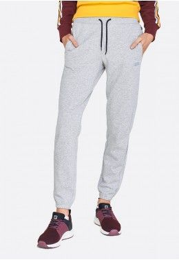 Спортивные штаны женские Lotto ATHLETICA W III PANT RIB STP PL 211747/1CL Спортивные штаны женские Lotto FEEL-FIT II PANTS MEL CO W 210524/1CW