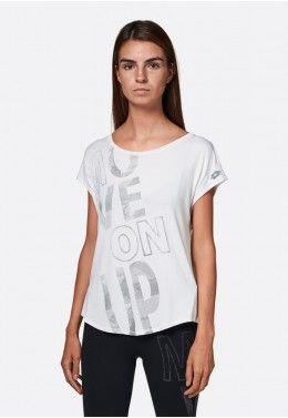 Женские футболки Футболка женская Lotto TRNG TEE VI W 210580/07R