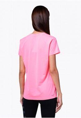Женские футболки Футболка женская Lotto TRNG TEE PL W 210583/1CQ