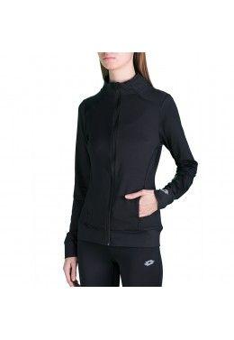 Женские кофты Спортивная кофта женская Lotto DINAMICO W SWEAT FZ PL 210594/1CL