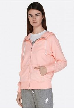 Худи женская Lotto FEEL-FIT II SWEAT MEL HD CO W 210522/1CW Худи женская Lotto SMART W SWEAT FZ HD FT 210599/5P2