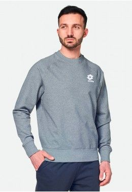 Реглан мужской Lotto SMART SWEAT RN FT LB L58581/1CL Реглан мужской Lotto SMART SWEAT RN MEL FT 210612/Q17