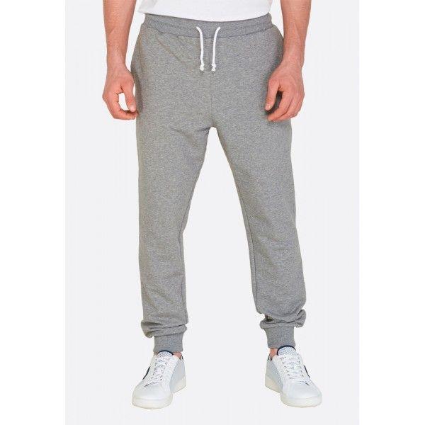 Купить Спортивные штаны мужские Lotto SMART PANT MEL FT GRYPHON GRAY 210627/Q17, Хлопок/синтетика, Бангладеш