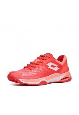 Обувь для тенниса Кроссовки теннисные женские Lotto MIRAGE 100 CLY W 210738/5Z3