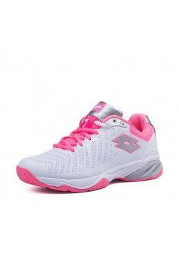 Теннисные кроссовки для женщин Кроссовки теннисные женские Lotto SPACE 400 ALR W 210742/1NZ