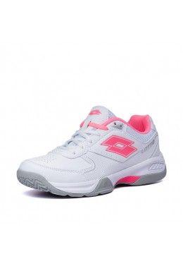 Обувь для тенниса Кроссовки теннисные женские Lotto SPACE 600 ALR W 210744/1O0