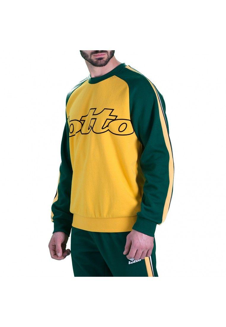Реглан мужской Lotto ATHLETICA II SWEAT STP RN PL 210881/1OU