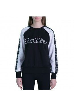 Реглан женский Lotto ATHLETICA II SWEAT STP RN W 210889/1OW Реглан женский Lotto ATHLETICA II SWEAT RN PL W 210888/1CF