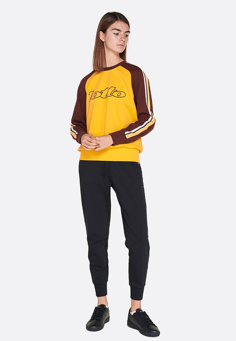 Реглан женский Lotto ATHLETICA II SWEAT STP RN W 210889/1OW