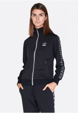 Реглан женский Lotto ATHLETICA W III SWEAT RN STP PL 211742/1CL Спортивная кофта женская Lotto ATHLETICA II SWEAT FZ PL W 210891/1CL