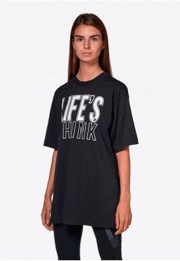 Женские футболки Футболка женская Lotto EVO TEE PRT JS W 210914/1CL