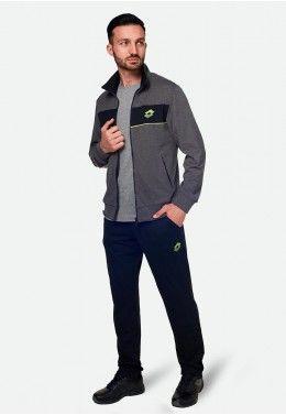 Рекомендуемые Спортивный костюм мужской Lotto L73 SUIT MEL JS 210951/1PC