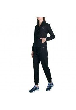 Рекомендуемые Спортивный костюм женский Lotto L73 SUIT STC RIB W 210963/1CL