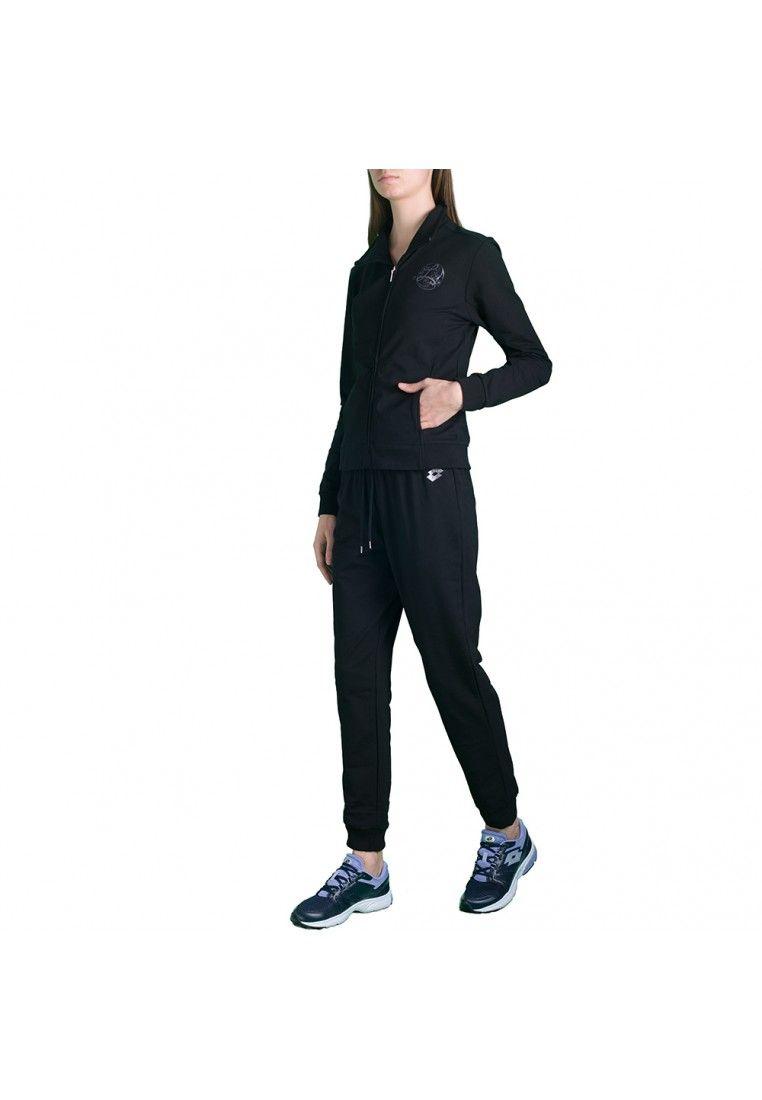 Спортивный костюм женский Lotto L73 SUIT STC RIB W 210963/1CL