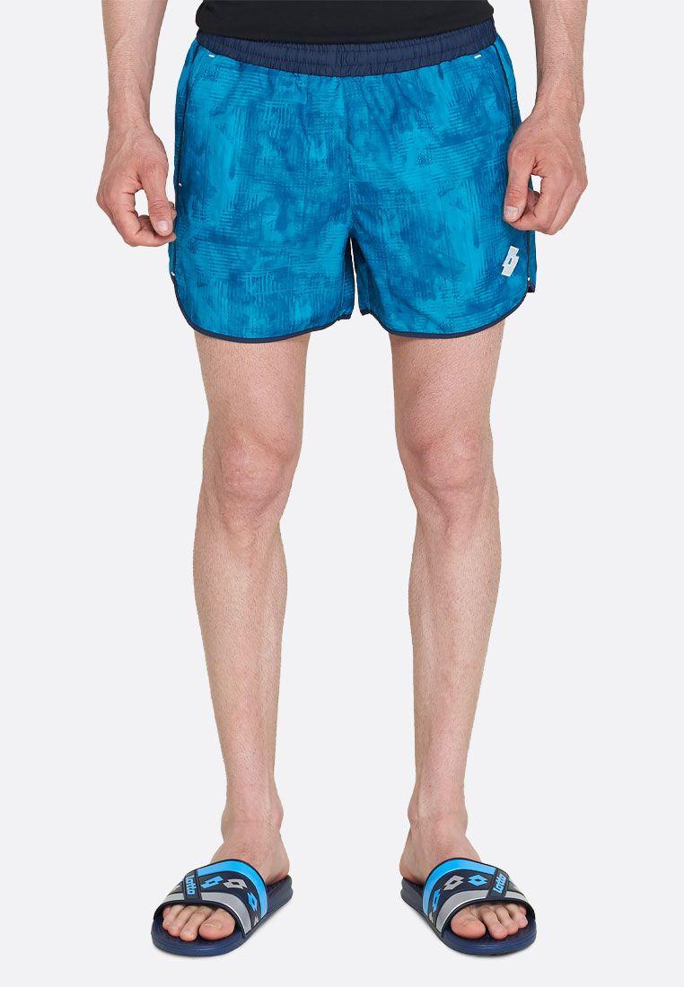 Шорты пляжные мужские Lotto L73 II SHORT BEACH PRT 2 PL 210970/1CP