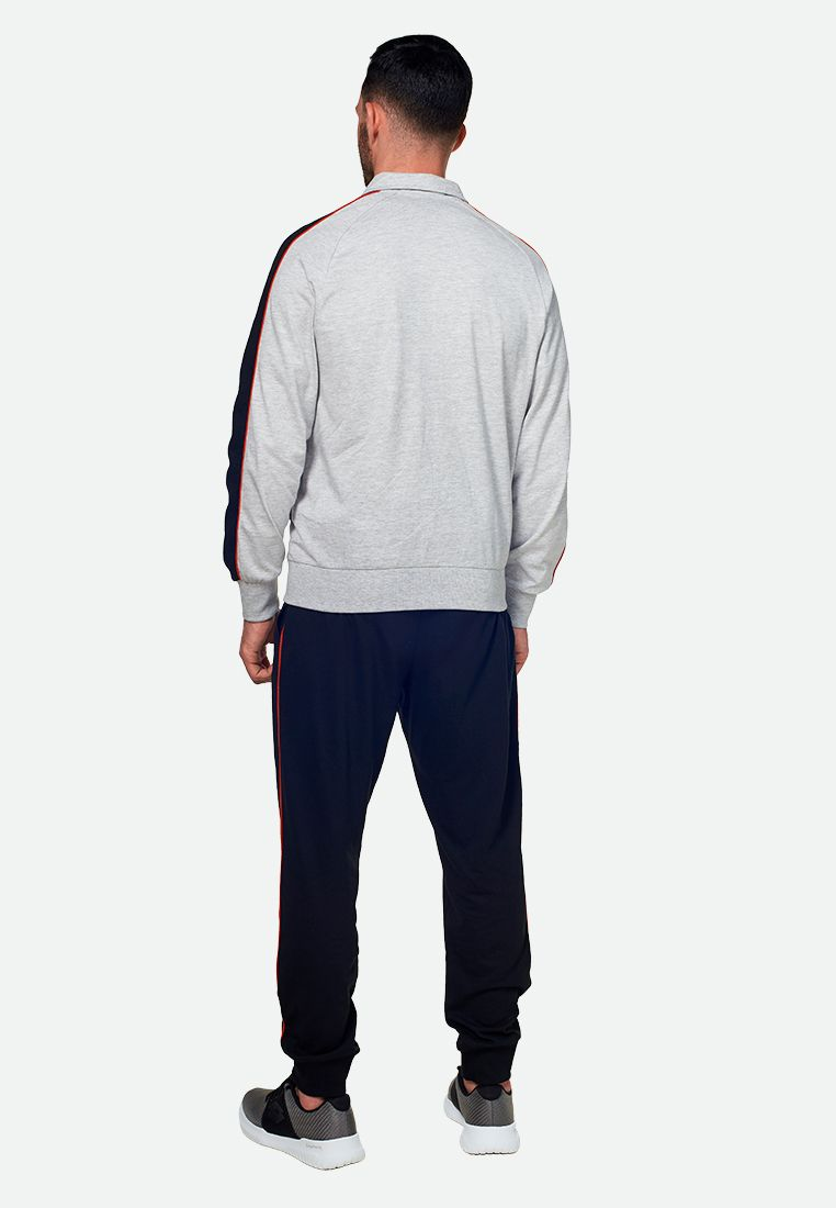 Спортивный костюм мужской Lotto L73 SUIT MEL RIB JS 211021/1PE
