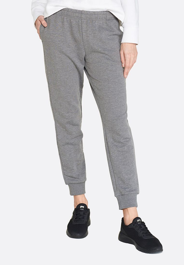 Спортивные штаны женские Lotto PANT VENEZIA W RIB MEL FT 211036/P73