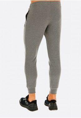 Спортивные штаны женские Lotto PANT VENEZIA W RIB MEL FT 211036/P73
