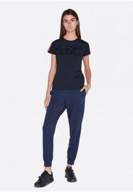 Спортивные штаны женские Lotto PANT VENEZIA W RIB JS 211039/1CI