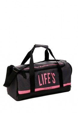 Сумка на пояс Lotto BELT 4RUN S1628/S1630 Спортивная сумка Lotto BAG TRAINING W 211079/1UM