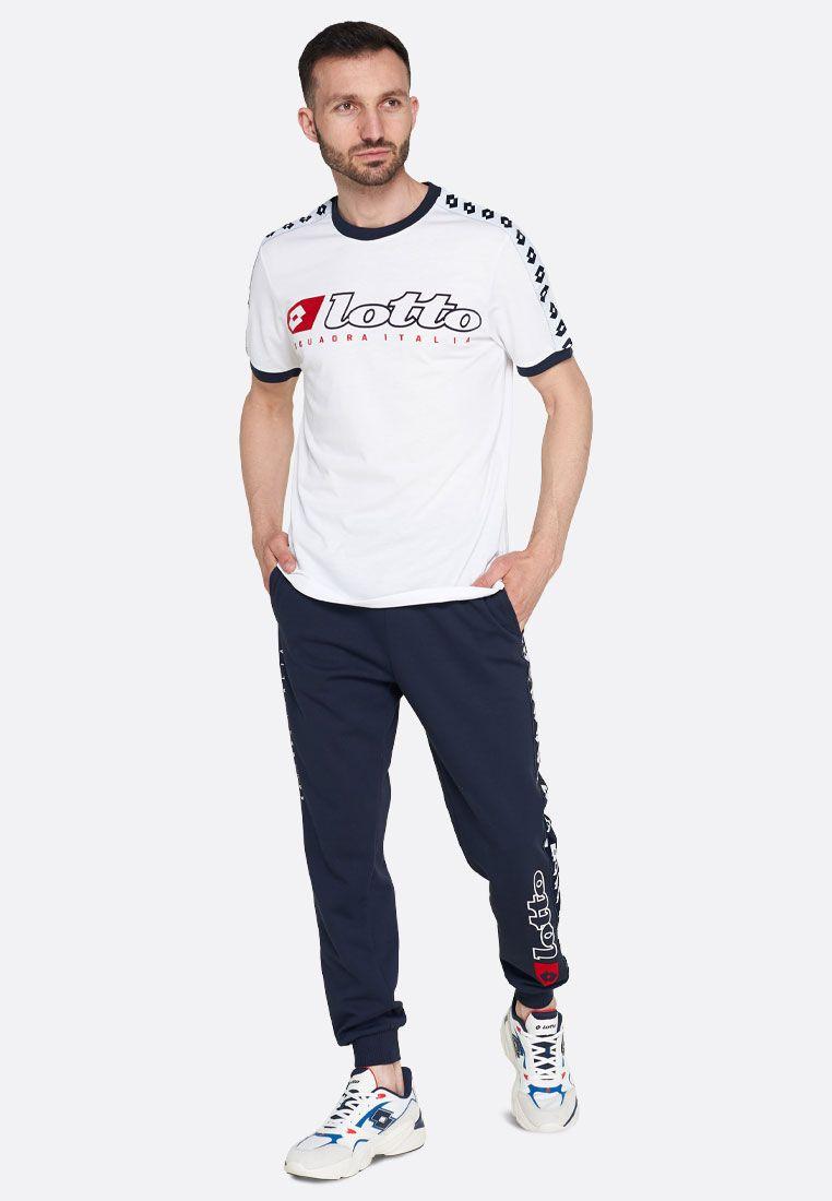 Футболка мужская Lotto ATHLETICA DUE TEE JS 211187/0F1