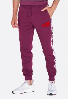 Спортивный костюм мужской Lotto L73 SUIT MEL RIB JS 211021/1PE Спортивные штаны мужские Lotto ATHLETICA DUE PANT RIB PL 211189/0OF
