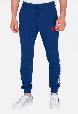 Спортивные штаны мужские Lotto PANT MILANO RIB FL 211031/1CI Спортивные штаны мужские Lotto ATHLETICA DUE PANT RIB PL 211189/5P9